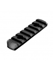Планка Magpul MOE Polymer Rail Weaver/Picatinny на 7 слотів, 83.8 мм
