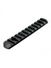 Планка Magpul MOE Polymer Rail Weaver/Picatinny на 11 слотів, 124.5 мм
