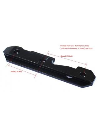 Планка Vector Optics SCRA-33 «ластівчин хвіст» для встановлення кронштейна на АК