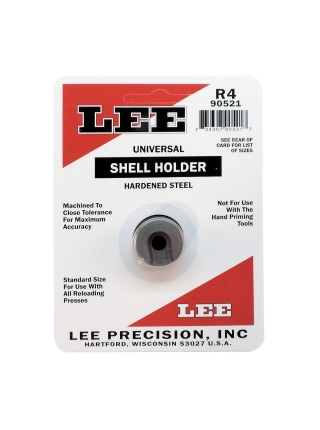 Шелхолдер Lee Precision Universal Shell Holder R4 (.222, .223 Rem та інш.)
