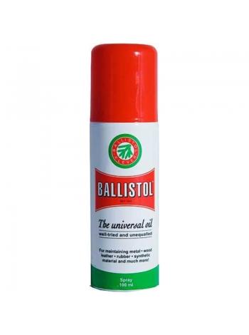 Масло збройове Klever Ballistol, 100 мл / спрей