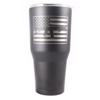 Термокружка Black Rifle Coffee Company AR15 SBR Flag Logo Tumbler 890 мл