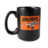 Кружка керамічна Black Rifle Coffee Company BKRFL Ceramic Mug 420 мл