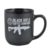 Кружка керамічна Black Rifle Coffee Company Classic Logo Mug 510 мл