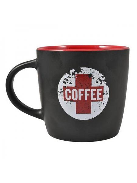 Кружка керамічна Black Rifle Coffee Company Coffee Saves Cafe Mug 355 мл