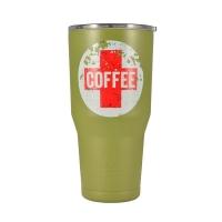 Термокружка Black Rifle Coffee Company Coffee Saves Tumbler 890 мл