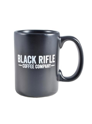 Кружка керамічна Black Rifle Coffee Company Cotus Tall Ass Mug 420 мл