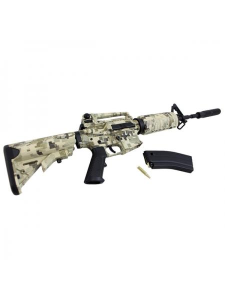 Міні-репліка гвинтівки AR-15 (варіант M4A1) Goat Guns Desert Storm