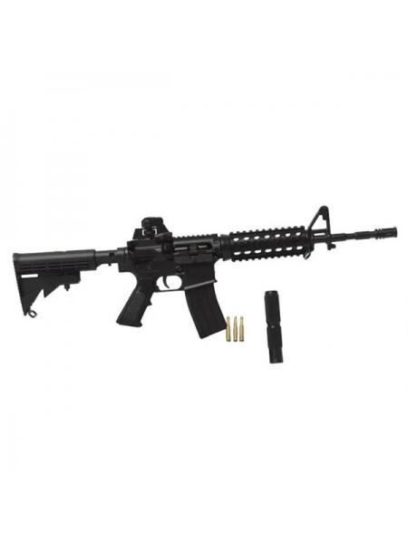 Міні-репліка гвинтівки AR-15 (варіант M4A1) Goat Guns Charky