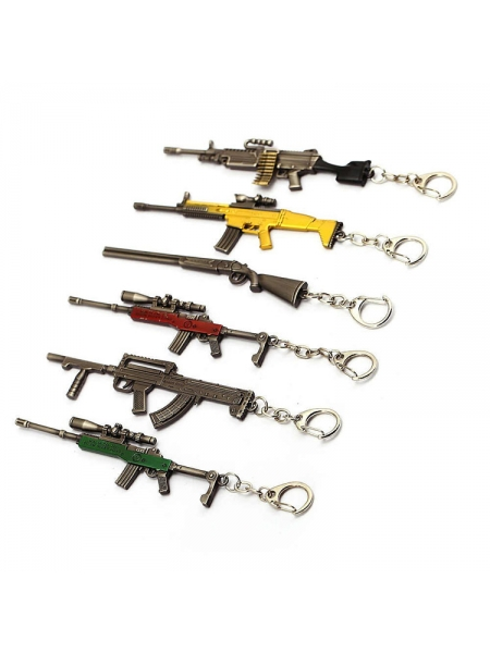 Брелок Goat Guns