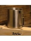 Кружка сталева Lucky Shot .308 Bullet Coffee Mug 300 мл
