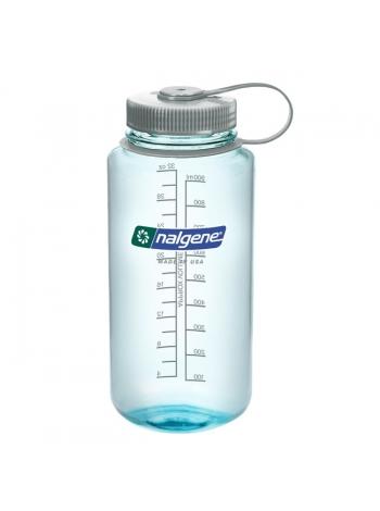 Пляшка Nalgene Wide Mouth Seafoam Bottle, 1 л
