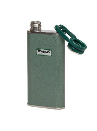Фляга Stanley Classic Wide Mouth Flask, 240 мл / колір: Hammertone Green