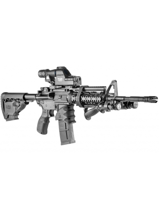 Тактична рукоятка Fab Defense PTK / колір: чорний