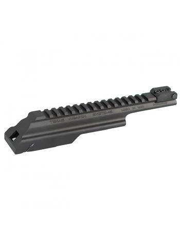 Кришка ствольної коробки Texas Weapon Systems Dog Leg Rail Gen-3 для АК Yugo