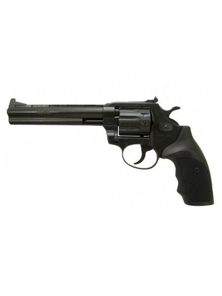 "Револьвер Флобера Alfa 461 ствол 6"" воронований, рукоятка пластикова"