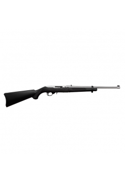 """Карабін нарізний Ruger 10/22 Takedown Synthetic .22LR, ствол 18.5"""" Stainless Steel"""