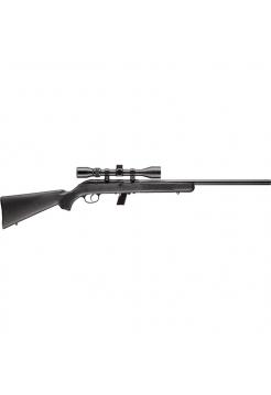 """Гвинтівка малокаліберна Savage 64 FVXP .22LR 21"""" з оптичним прицілом 3-9x40"""