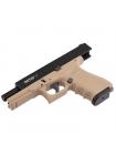 Пістолет стартовий Retay G17 9 мм / sand