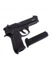 Пістолет стартовий Retay Mod.92 9 мм / чорний
