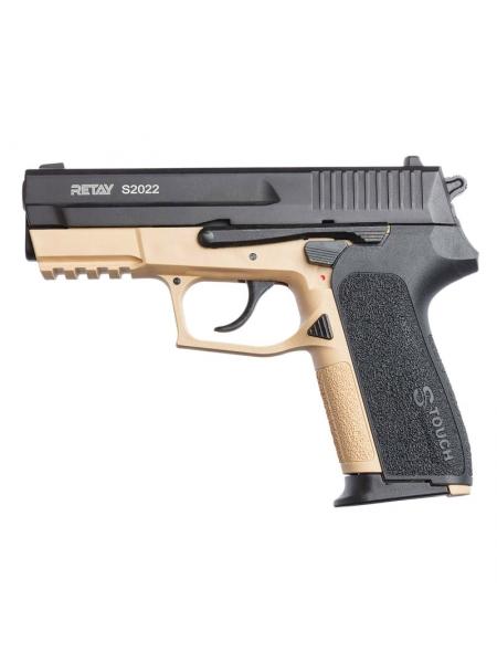 Пістолет стартовий Retay S2022 9 мм / sand