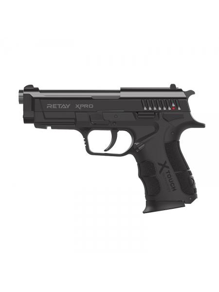 Пістолет стартовий Retay XPro 9 мм / чорний
