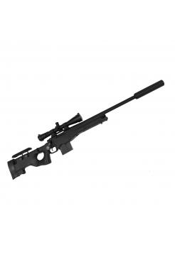 Карабін нарізний мисливський Remington Police LTR .308 Win з прицілом Leupold 4.4–14х40 MilDot