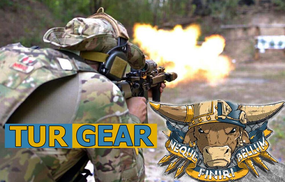 Спорядження TurGear – висока якість, перевірена в бойових умовах