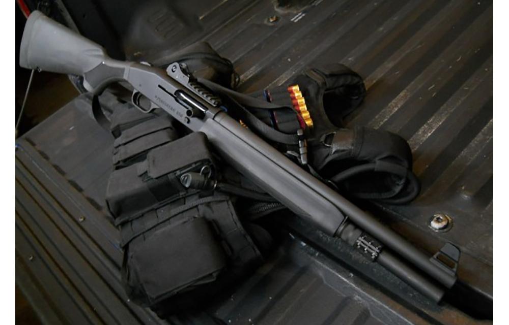 Огляд: дробовик Mossberg 930 SPX калібр 12/76