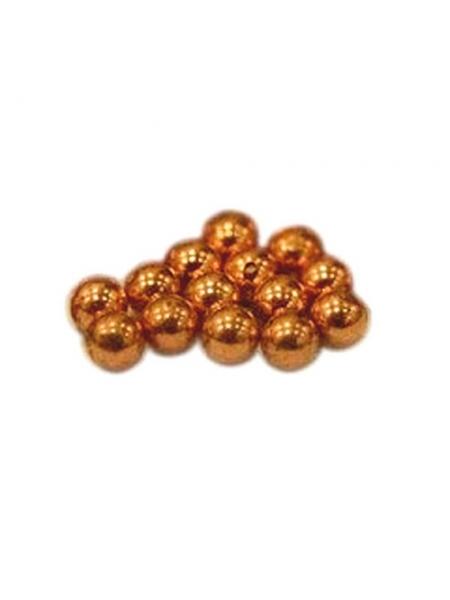 Кульки BB «Шаровая молния» 4.5 мм, сталеві обміднені, 500 шт.