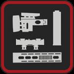 Збройові аксесуари та комплектуючі