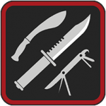 Ножі та інструмент